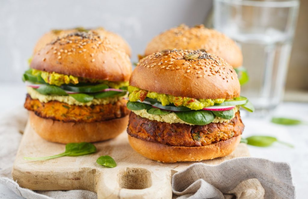 A mouthwatering hamburger recipe at your disposal